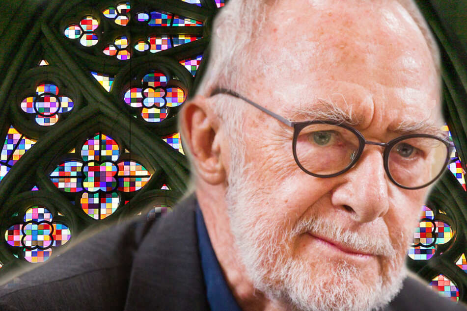 Gerhard Richter unangefochten! Sein Werk scheint sogar im Kölner Dom