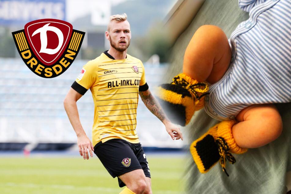 Dynamo-Verteidiger Brian Hamalainen mit freudiger Nachricht: Sein Sohn ist geboren!
