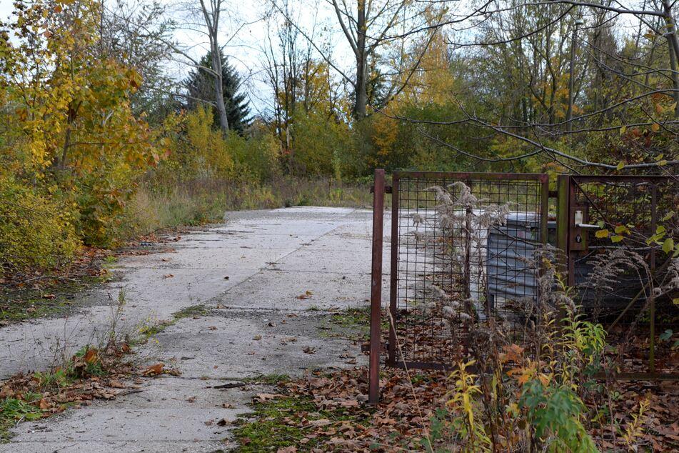 Auf dieser Brachfläche im Stadtteil Stötteritz soll ein neues Stadtviertel entstehen.