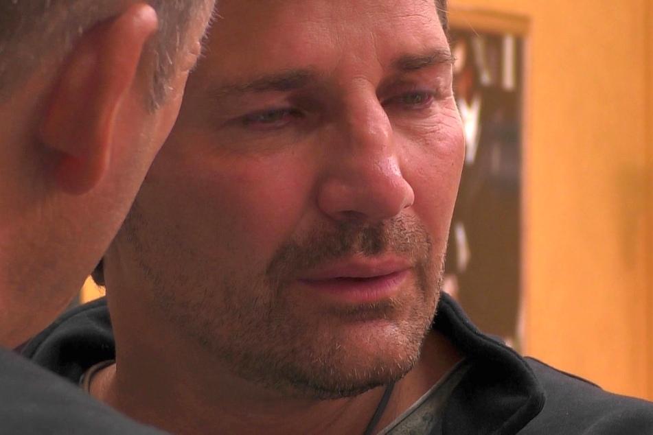 Bei Claude (44) kullerten die Tränen, nachdem Nikolai gegangen ist.