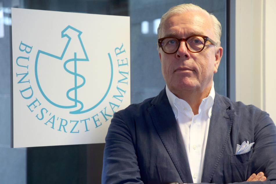 Klaus Reinhardt Präsident der Bundesärztekammer