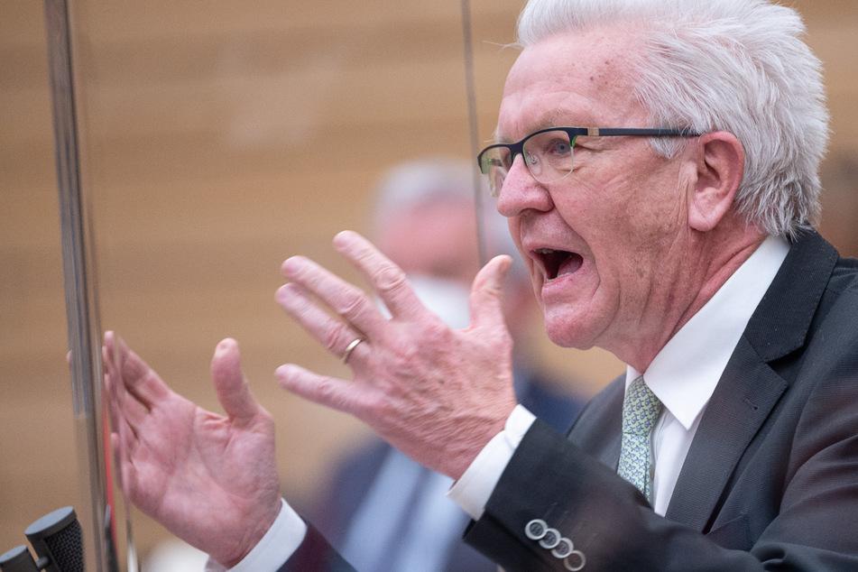 Baden-Württemberg: Grüne hängen CDU ab, AfD besser als SPD