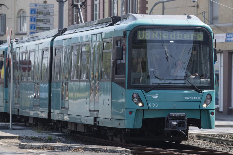 Mehrere Schüsse an Frankfurter U-Bahn-Station