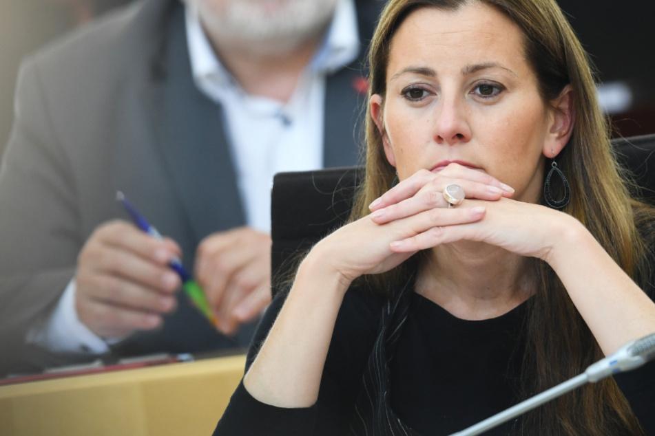 "Erneute ""NSU 2.0""-Drohung gegen Linken-Politikerin Janine Wissler"