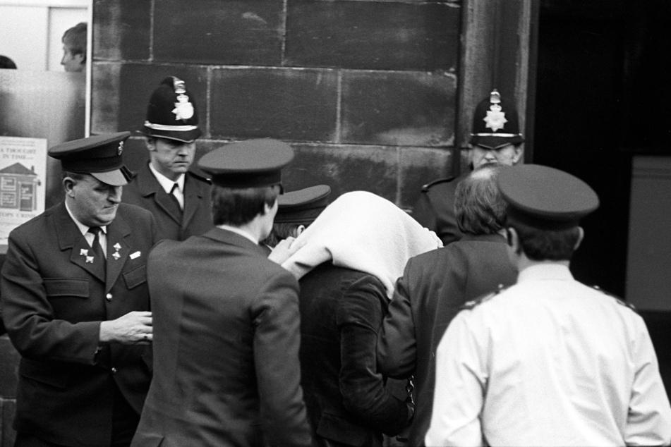 Peter Sutcliffe wurde wegen Mord an 13 Frauen zu lebenslanger Haft verurteilt.