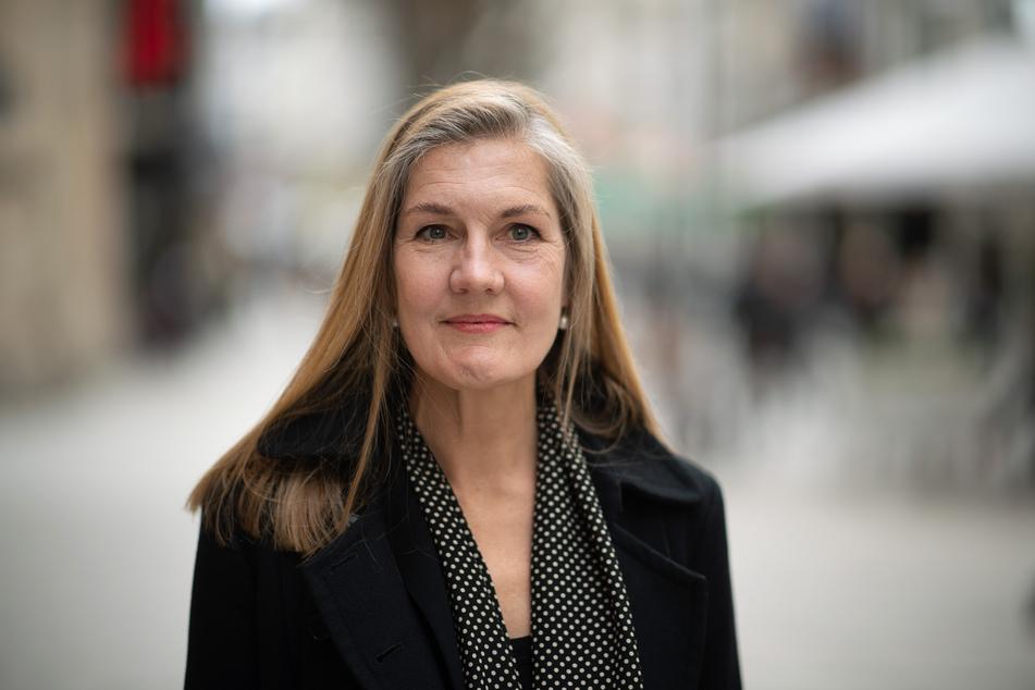 Veronika Kienzle kandidierte für Bündnis 90/Die Grünen bei der Oberbürgermeisterwahl.