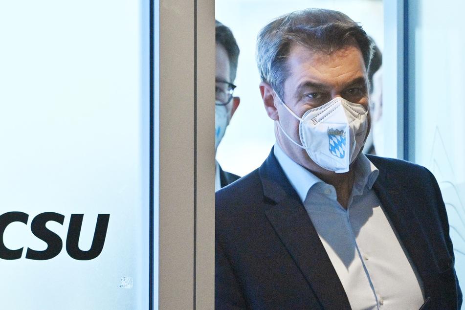 München: Opposition attackiert Markus Söder: Soll sich um Bayern und Corona kümmern!
