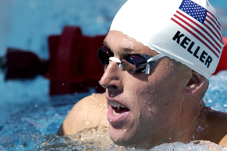 Olympic swimmer Klete Keller pleads not guilty to US Capitol attack charges