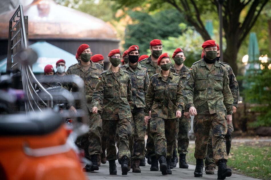 Unsere Bundeswehr hilft in NRW mit 944 Soldaten gegen Coronavirus!