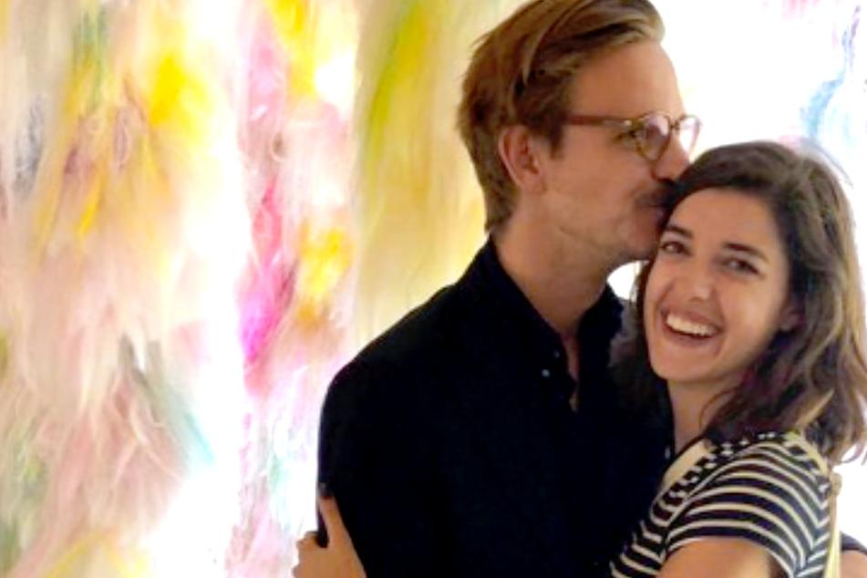 Marie Nasemann (32) und ihr Verlobter Sebastian Tigges erwarten ihr zweites Baby.