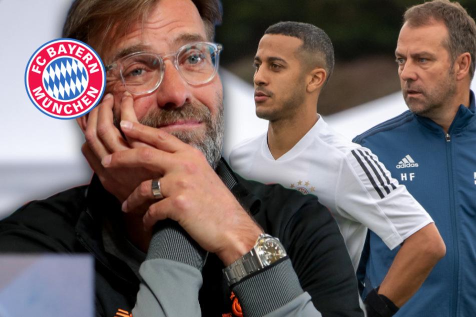 Thiago zum FC Liverpool? Das denkt Jürgen Klopp über den Bayern-Star