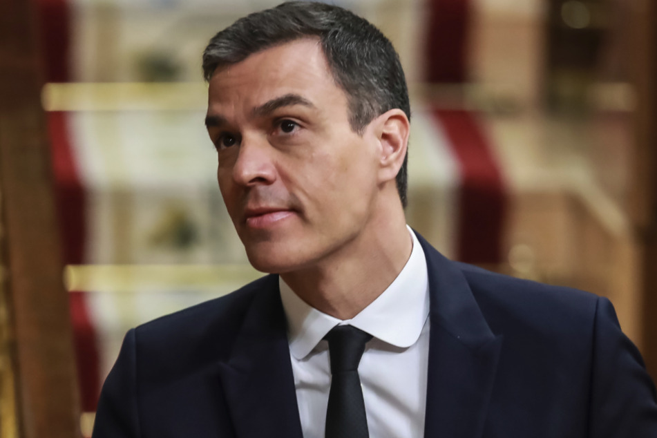 Pedro Sanchez (48), Ministerpräsident von Spanien.