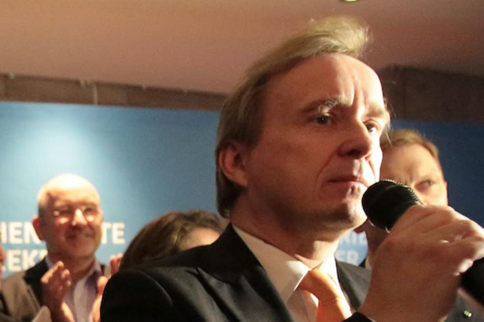 Bernd Petelkau (63) ist Chef der Kölner CDU und Vorsitzender der Fraktion im Rat der Stadt Köln.