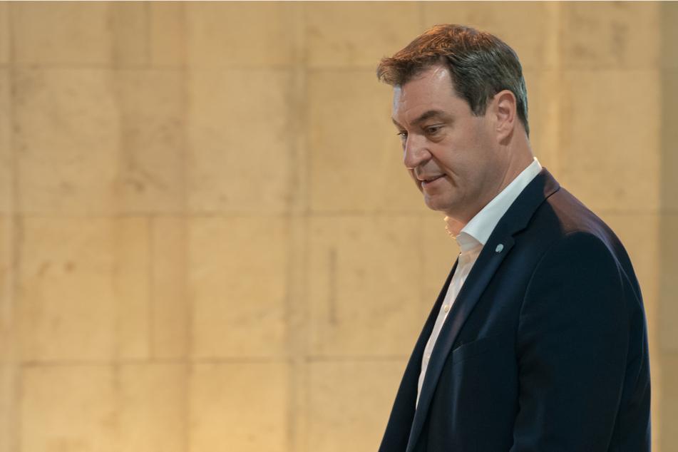 Bayerns Ministerpräsident Markus Söder (53, CSU). (Archivbild)