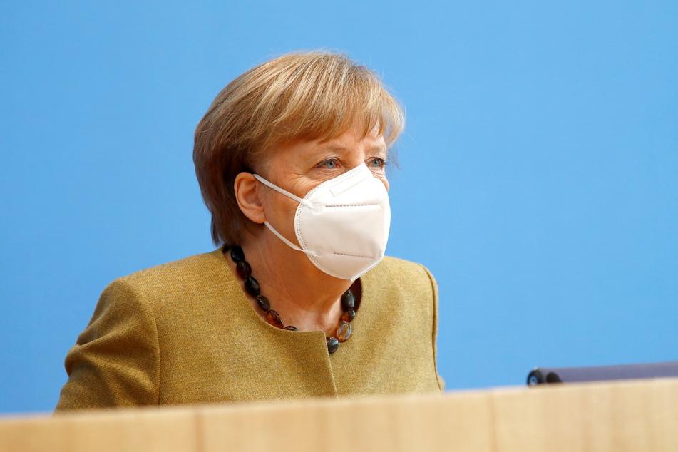 Bundeskanzlerin Merkel will trotz Corona die deutschen Grenzen so offen wie möglich halten.
