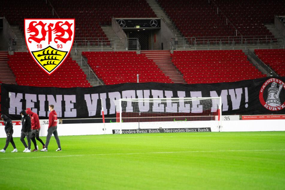 VfB Stuttgart: Umstrittene Mitgliederversammlung soll verschoben werden