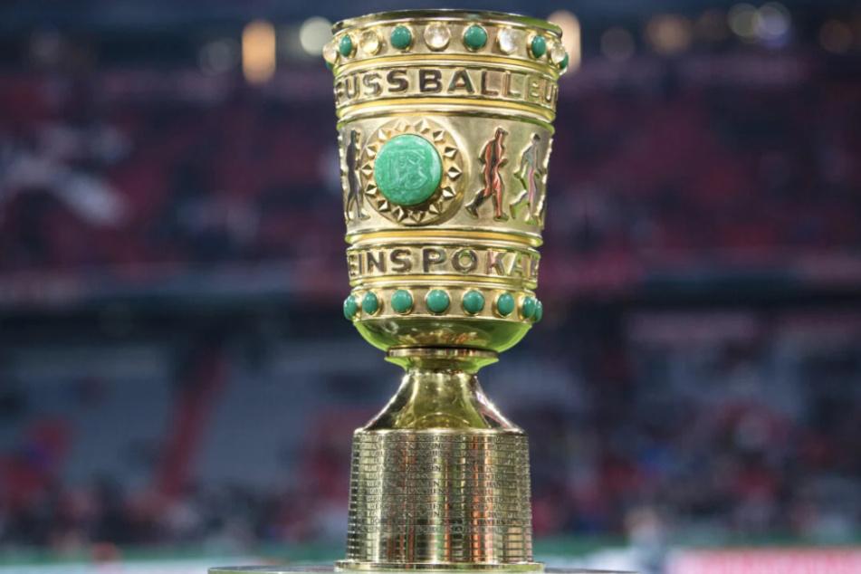 Die zweite Runde des DFB-Pokals steigt Ende Oktober.