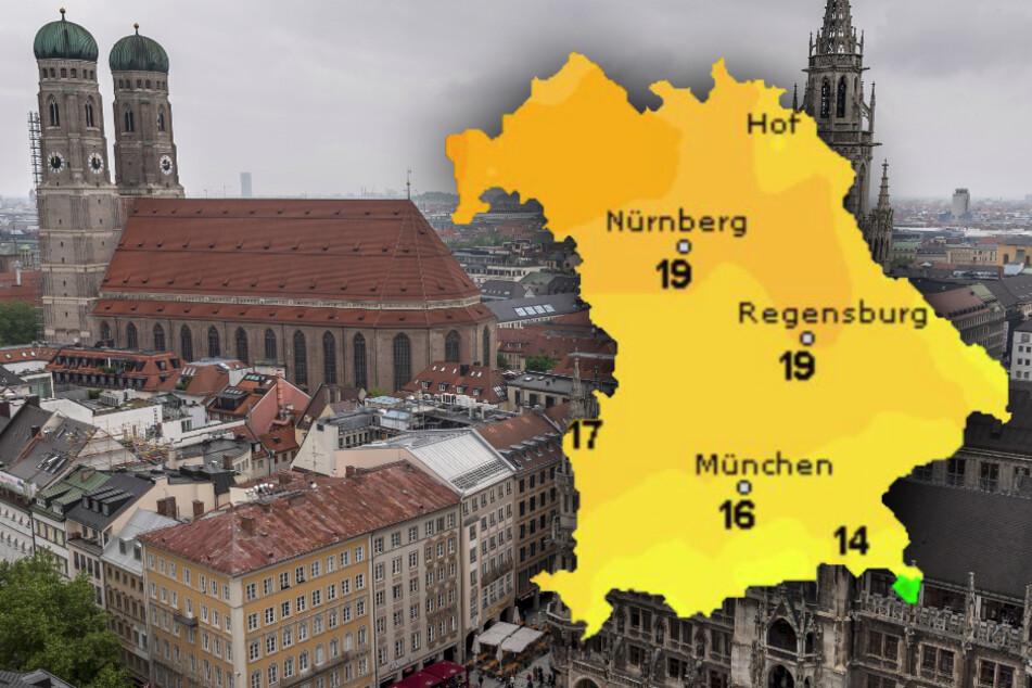 München: Pfingstwochenende in Bayern: So wird das Wetter in den kommenden Tagen