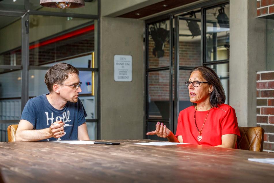 Die CDU-Politikerin im Interview mit TAG24-Redakteur Dirk Hein (39).