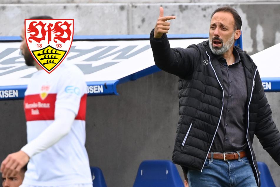 """VfB-Coach Matarazzo fordert gegen Nürnberg eine """"Energieleistung"""""""