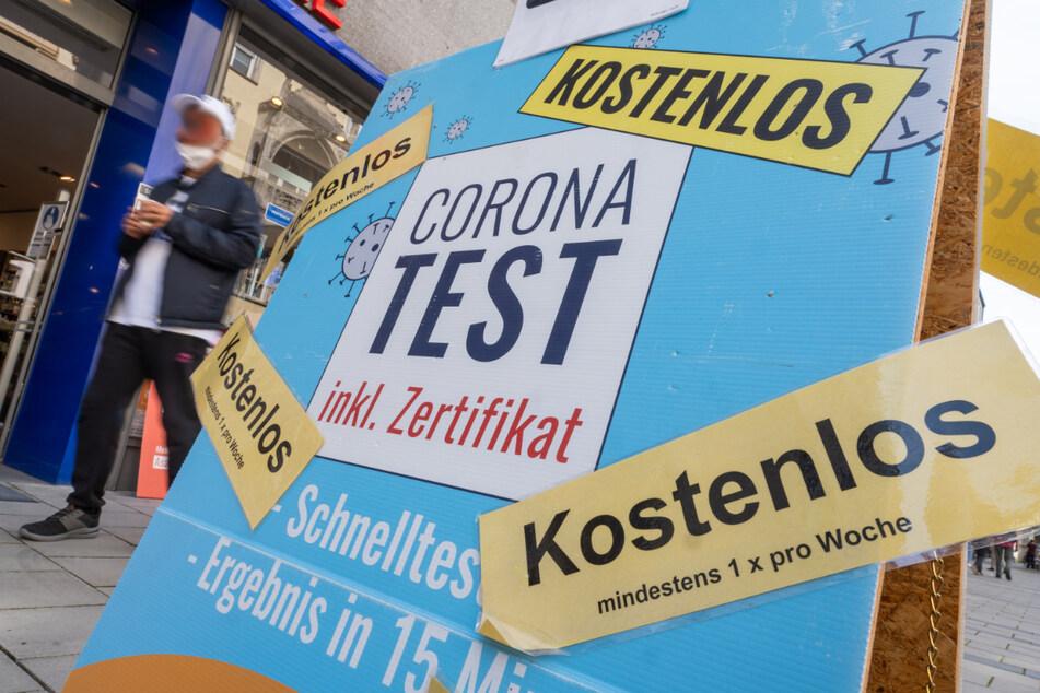 Jetzt wird's teuer für Ungeimpfte in Thüringen: Ende der kostenlosen Corona-Tests