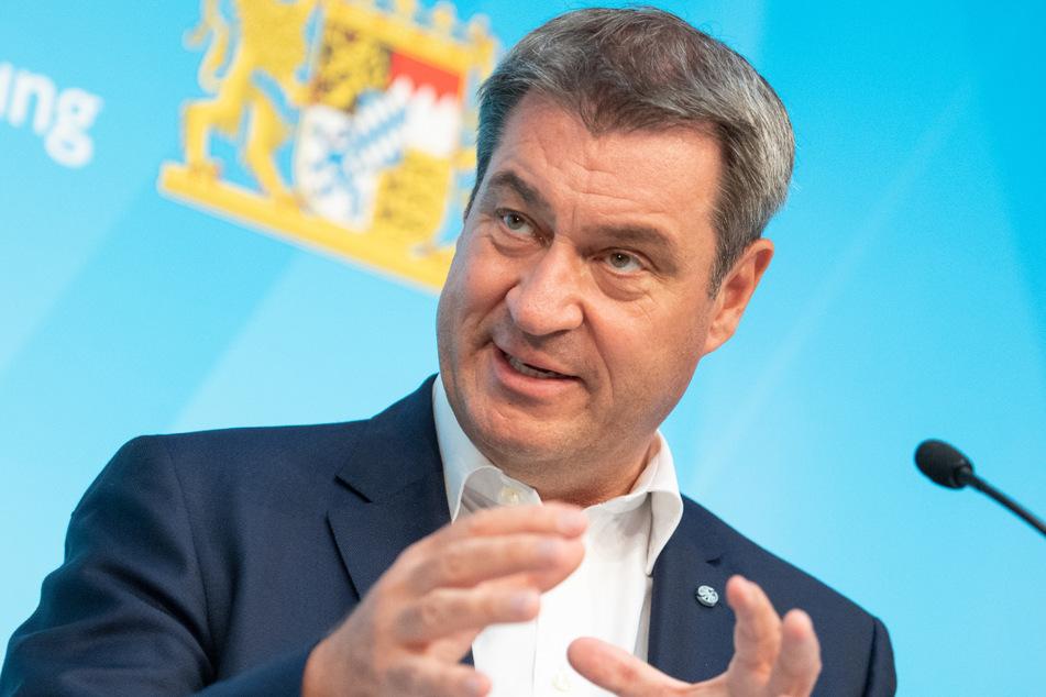 Bayerns Ministerpräsident Markus Söder (54, CSU) setzt im Kampf gegen das Coronavirus auf die Impfung von Schülern.