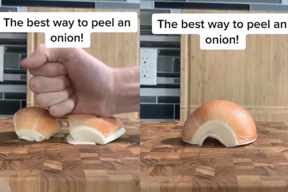 Zwiebeln ohne Tränen schneiden: Mit diesen Tricks klappt's!