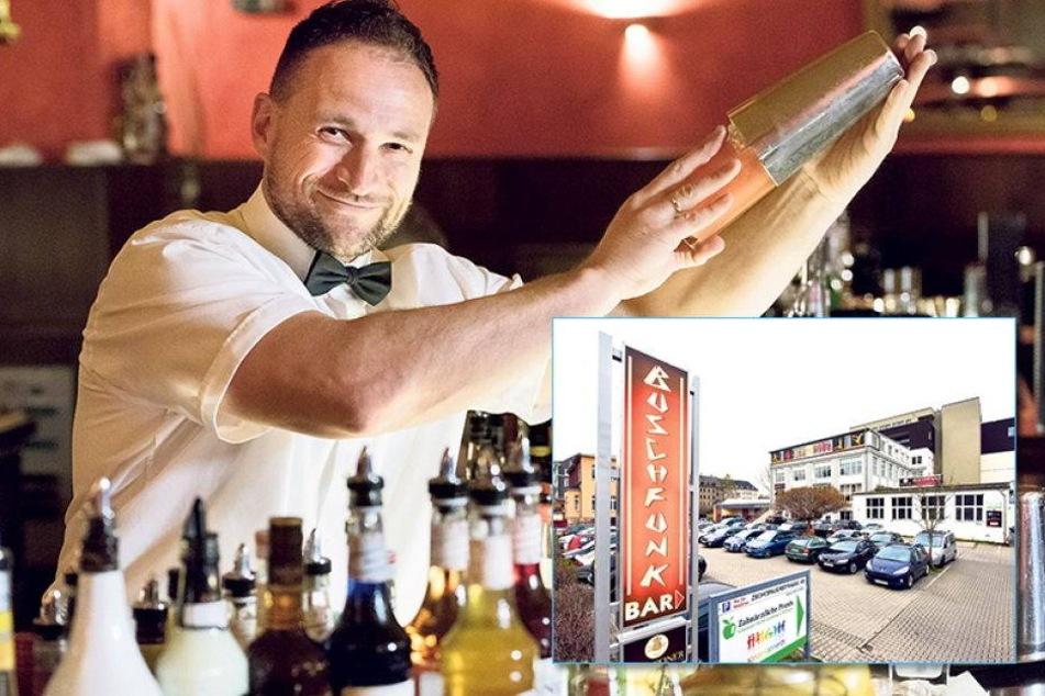 Gerüchteküche! Kult-Bar zieht's auf die Schlossteich-Insel