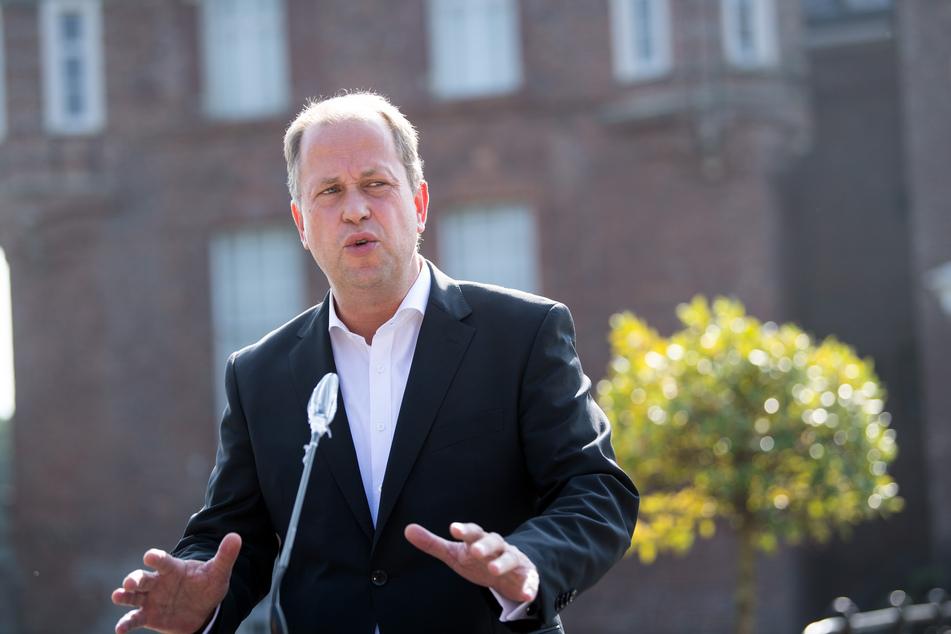 Joachim Stamp (FDP) ist der stellvertretende Ministerpräsident von Nordrhein-Westfalen.