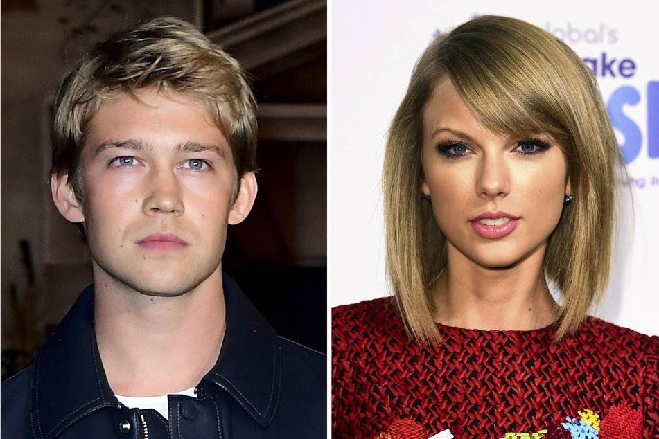 Taylor Swift says she and boyfriend Joe Alwyn bond over sad songs