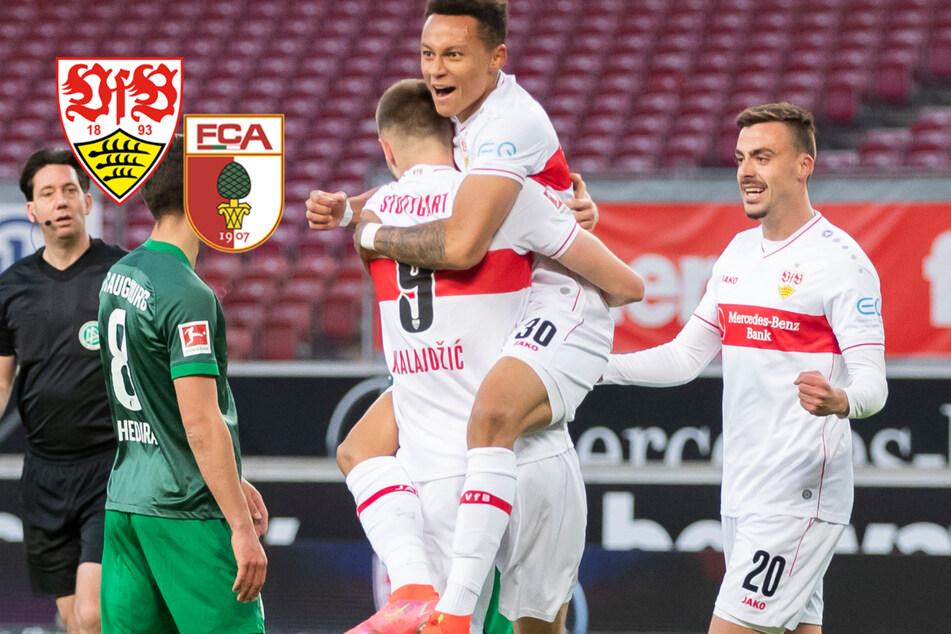 VfB verschärft Augsburg-Krise! Weinzierl-Rückkehr missglückt