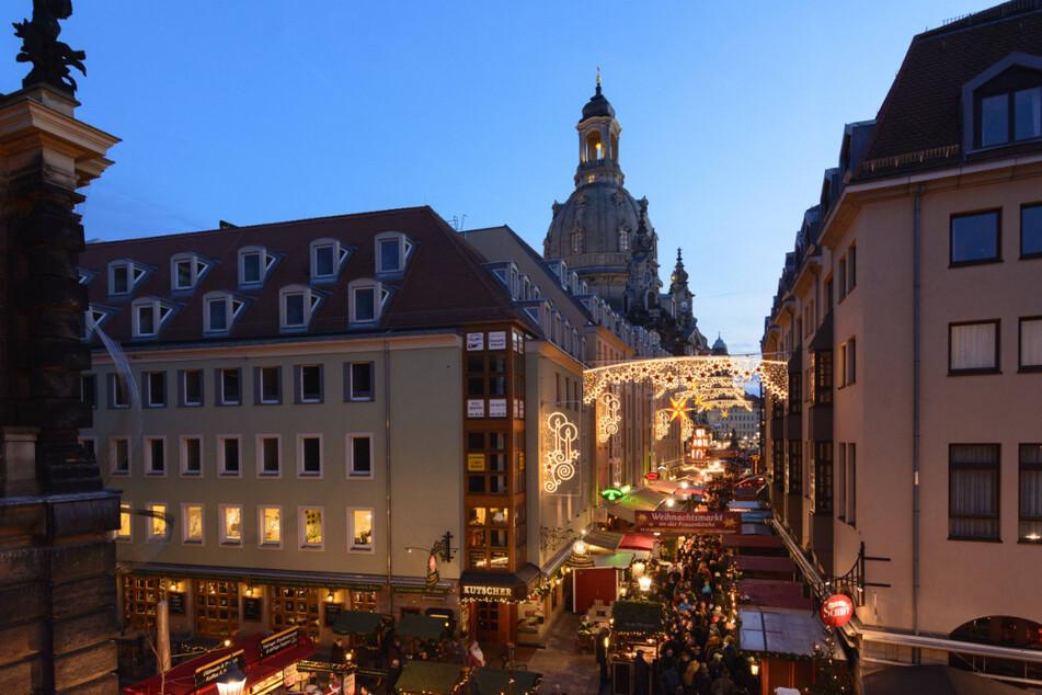 Dresden: Wegen Corona: Erster Dresdner Weihnachtsmarkt sagt ab! Kippen jetzt auch die anderen Märkte?