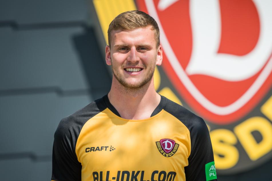 Transfer offiziell: Christoph Daferner (22) verlässt den Bundesligisten SC Freiburg und wechselt zu Dynamo Dresden.