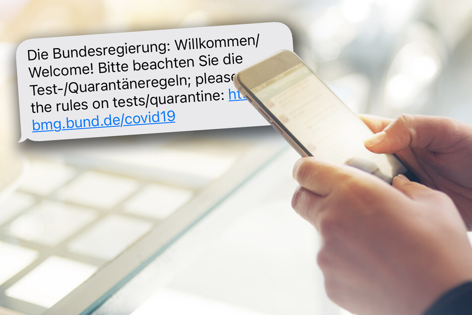 SMS von der Bundesregierung: Wissen Behörden immer, wo ich bin?