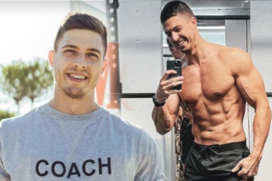 Der Speck muss weg! Fitness-Coach Julius Ise gibt Tipps: So bekommt Ihr einen muskulösen Körper