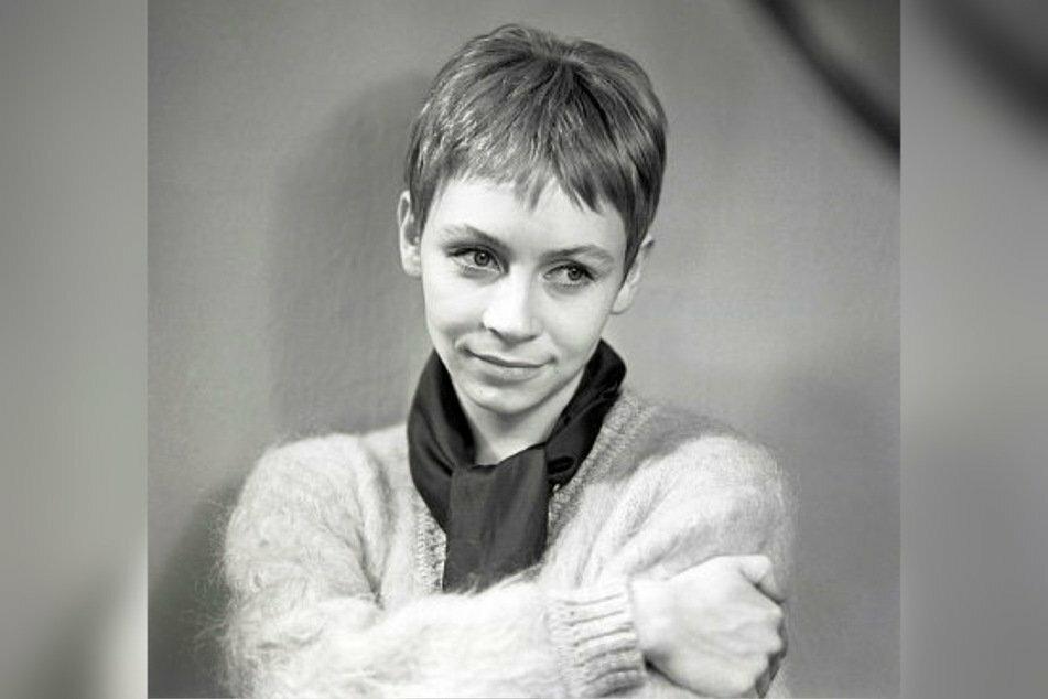 DEFA-Star Jutta Hoffmann hier im Jahr 1965.