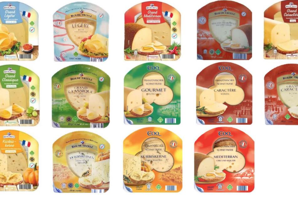 Metallteile gefunden! Genuss dieser Käse-Produkte kann lebensgefährlich sein