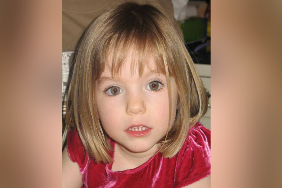 Madeleine McCann auf einem undatierten Kinderfoto vor ihrem Verschwinden 2007.