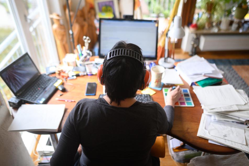 Das Homeoffice verführt Kriminelle zu mehr Online-Angriffen. (Symbolbild)
