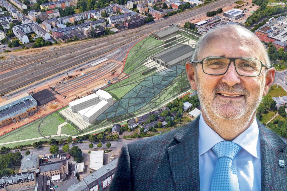 VMS plant neuen Betriebshof: So viel soll das Mega-Projekt kosten