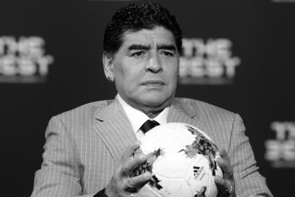 John Esposito, Neffe von Diego Armando Maradona (✝60), gewährte im argentinischen Fernsehen Einblicke in das komplizierte Seelenleben des Fußball-Weltstars.