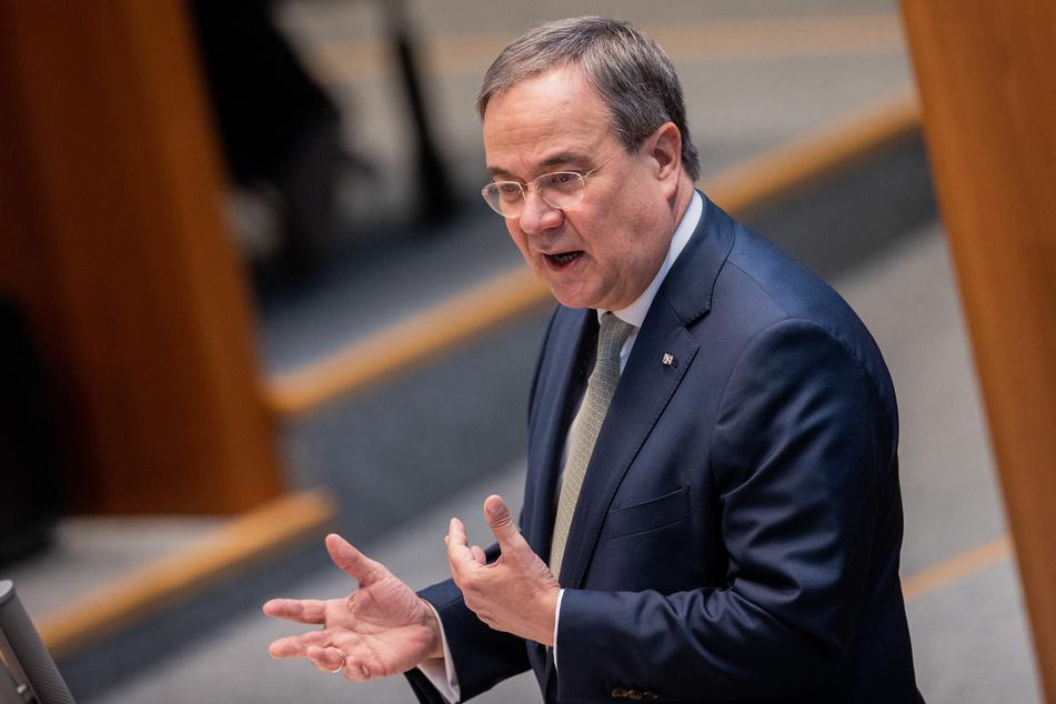 """CDU-Laschet keilt gegen """"radikale Rechtspartei"""" AfD"""