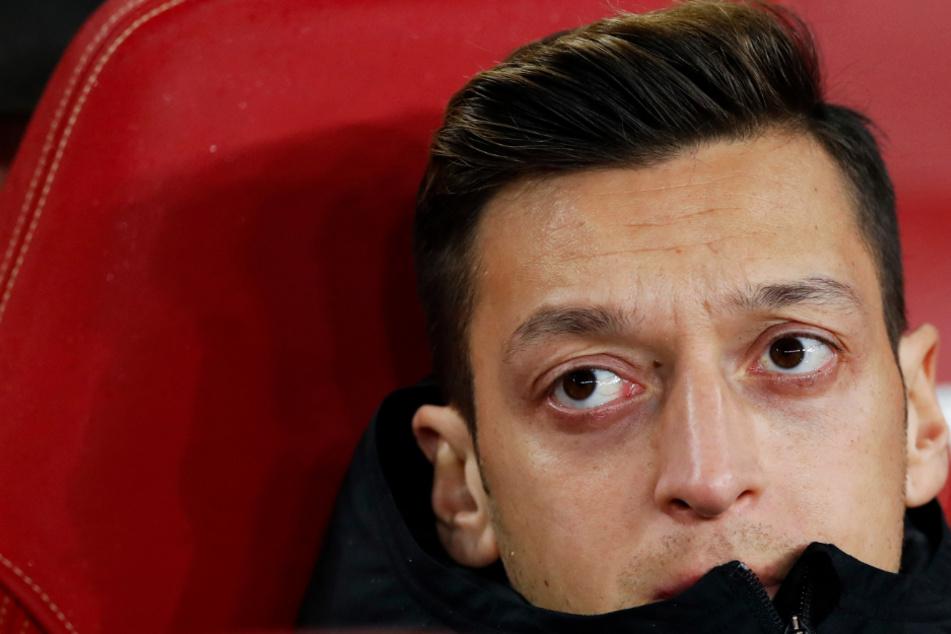 """Mesut Özil äußert sich nach Arsenal-Ausbootung und ist """"tief enttäuscht"""""""