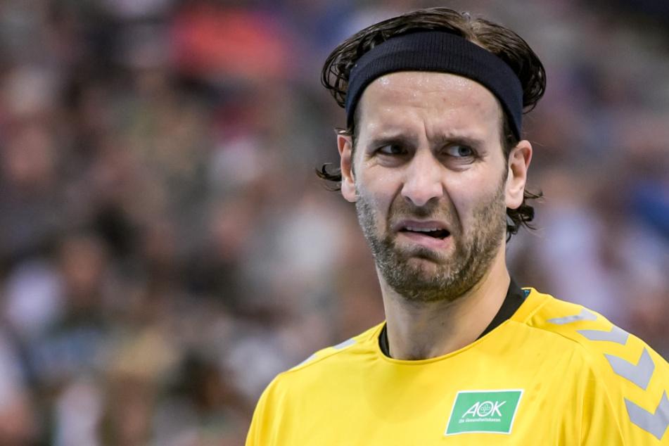 Handball-Profi Heinevetter war kein Instagram-Fan: Das änderte seine Meinung