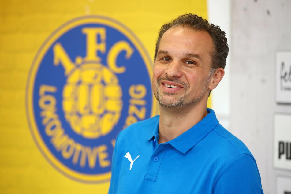 Almedin Civa (48) war zuletzt in Babelsberg aktiv, steigt jetzt als Trainer und Sportdirektor bei Lok ein..