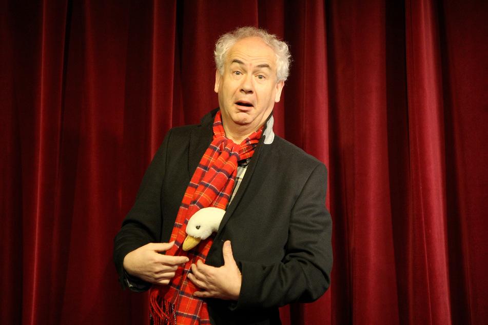Wann er wieder auf der Bühne stehen wird, ist noch nicht klar: Vor Ostern machen die Theater auf jeden Fall nicht mehr auf, so Pauls.
