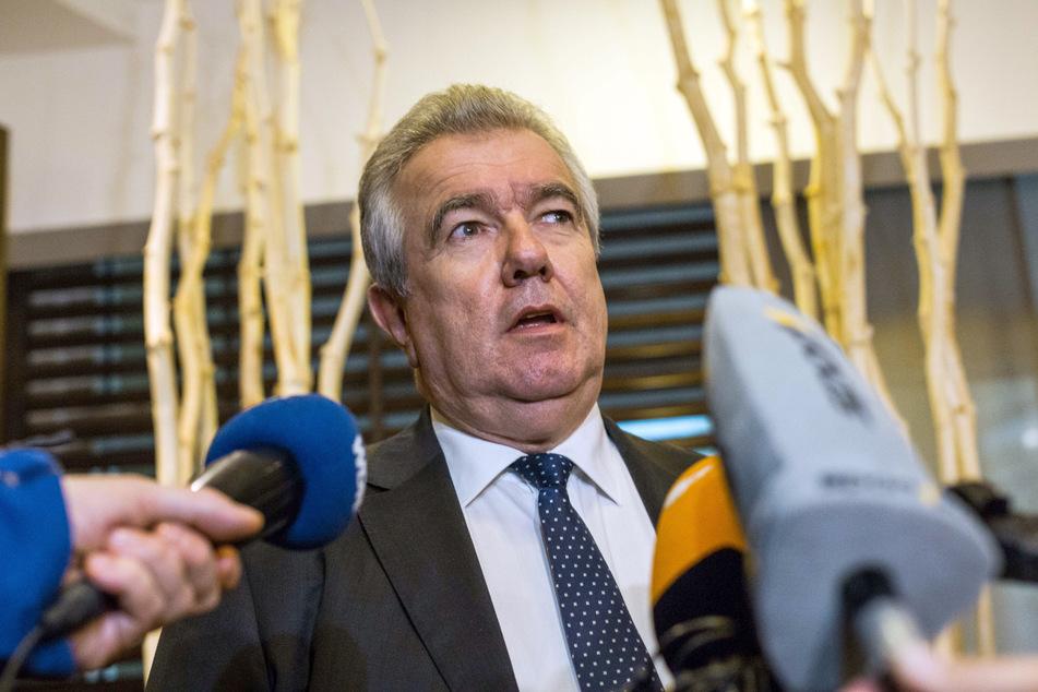 DFB-Vize Peter Frymuth.