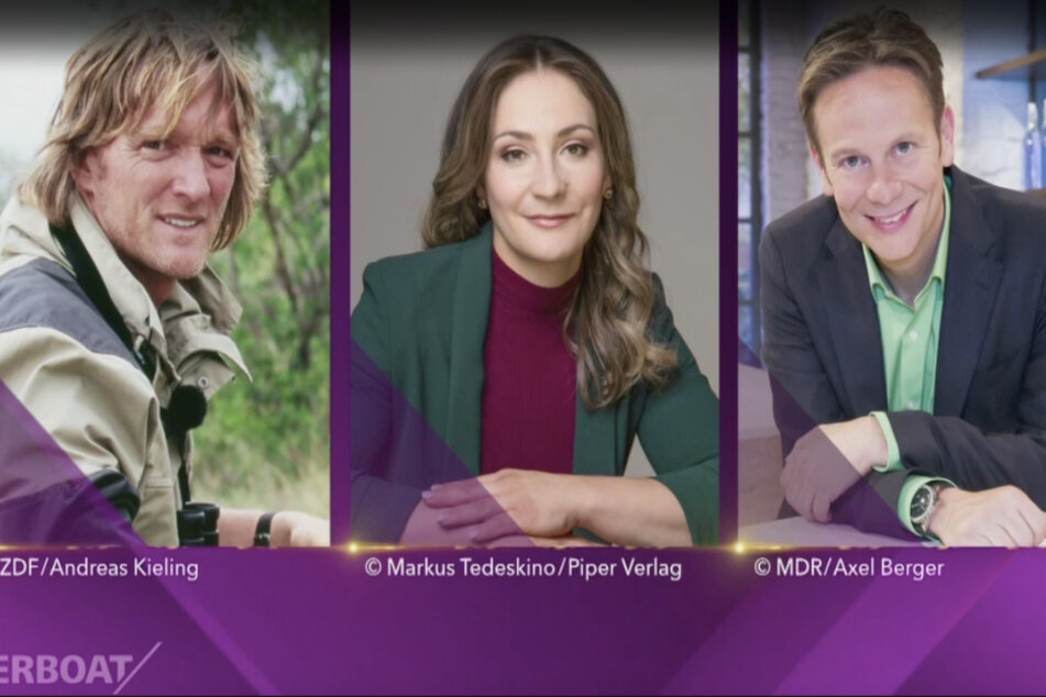 Die Gäste am 9. April unter anderem: Doku-Filmer Andreas Kieling (61), Radsport-Olympiasiegerin Kristina Vogel (30) und MDR-Arzt Dr. Carsten Lekutat (50).