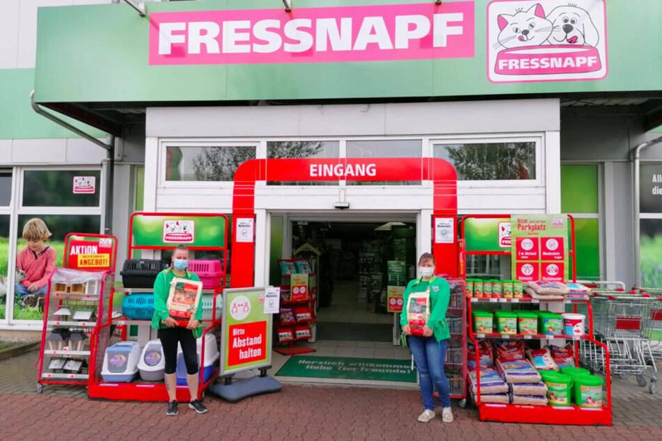 Fressnapf in Chemnitz senkt Preise auf viele Produkte