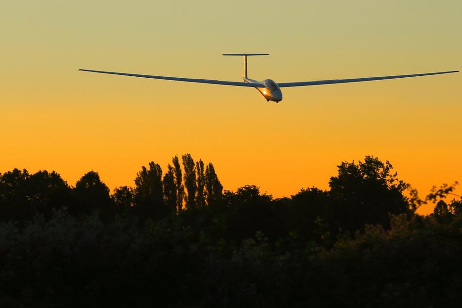 Der Pilot verlor die Kontrolle über den Flieger. (Symbolfoto)